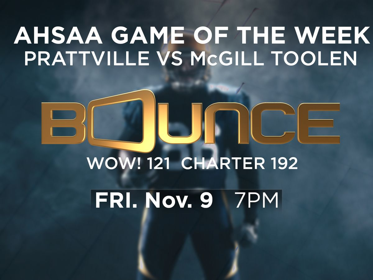 Prattville Lions game to air on Bounce-TV Friday night