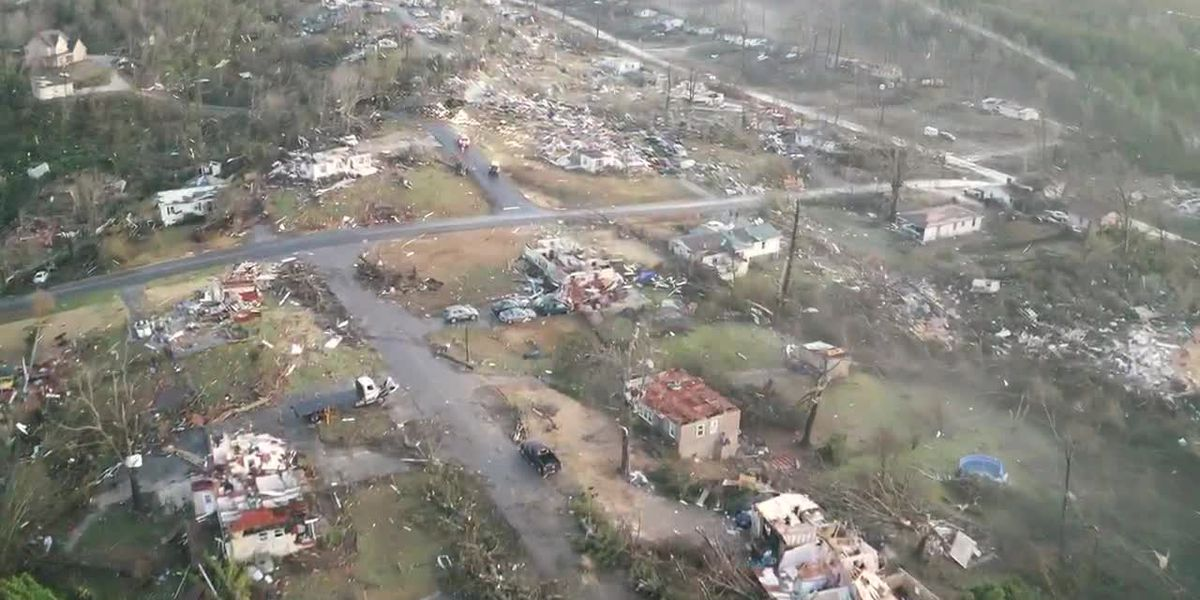 "Alabama has tornado ""hot spots"" and overall tornado numbers are rising"