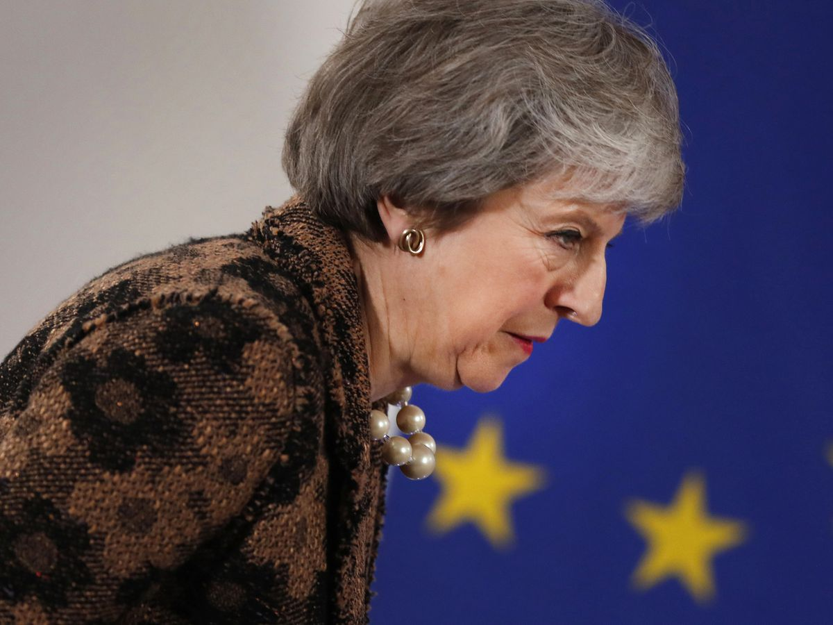 UK ministers seek to downplay chance of second Brexit vote