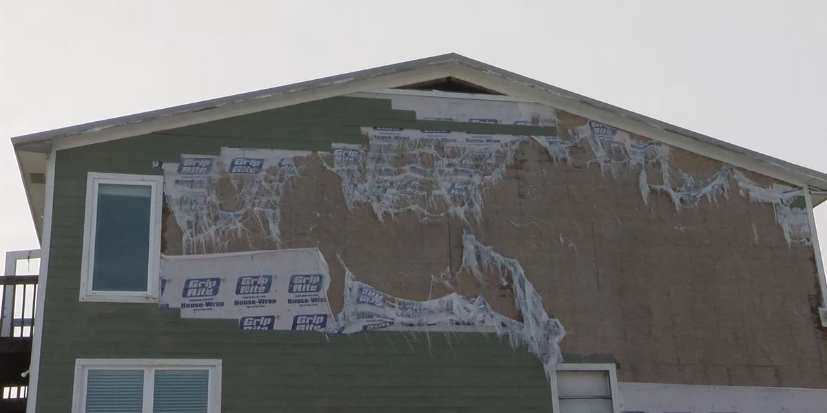 Recovery from Hurricane Sally continues in Fort Morgan