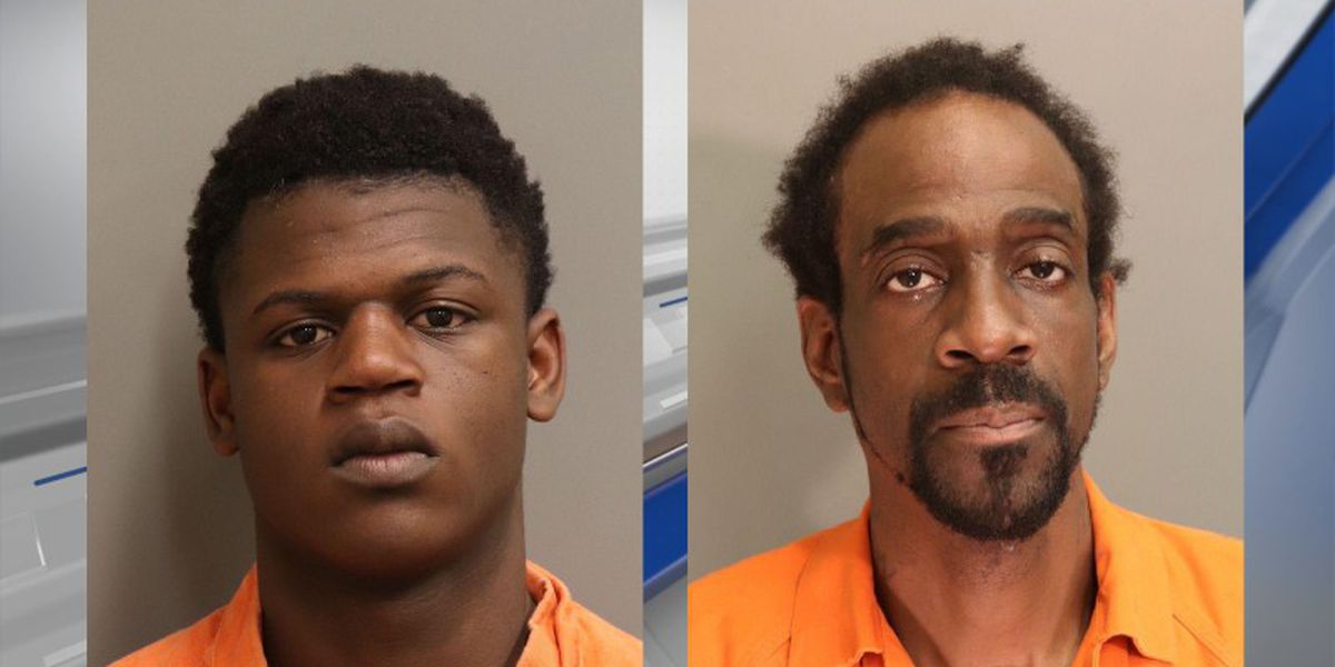 Arrests made in 2 unrelated Montgomery robbery cases