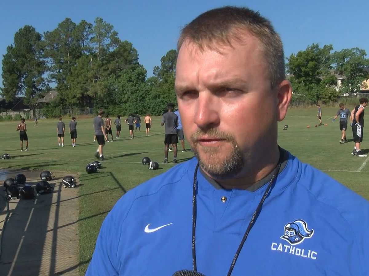 Montgomery Catholic head football coach leaves; replacement named