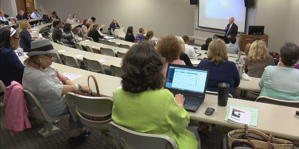 AL superintendent discusses new teaching program