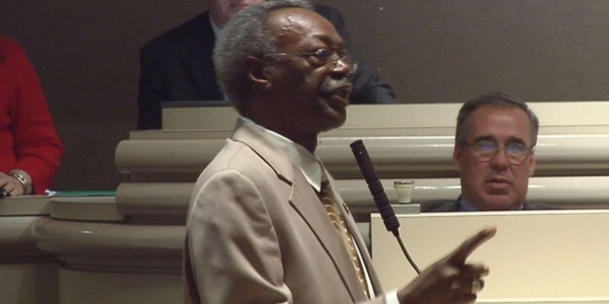 Former state lawmaker James Thomas dies