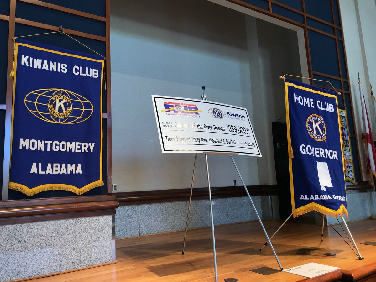 Kiwanis Club awards $339,000 in grants to area organizations
