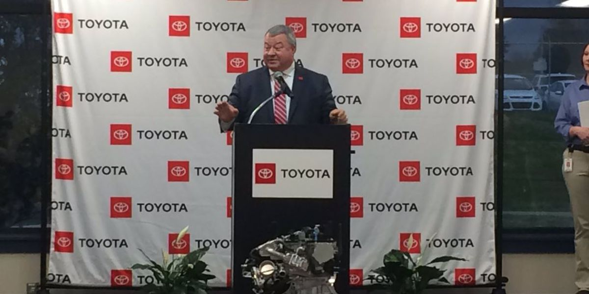 Toyota Adding 450 Jobs To Huntsville Engine Plant