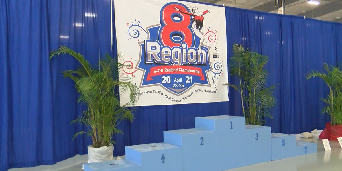Montgomery hosting regional gymnastics competition this weekend