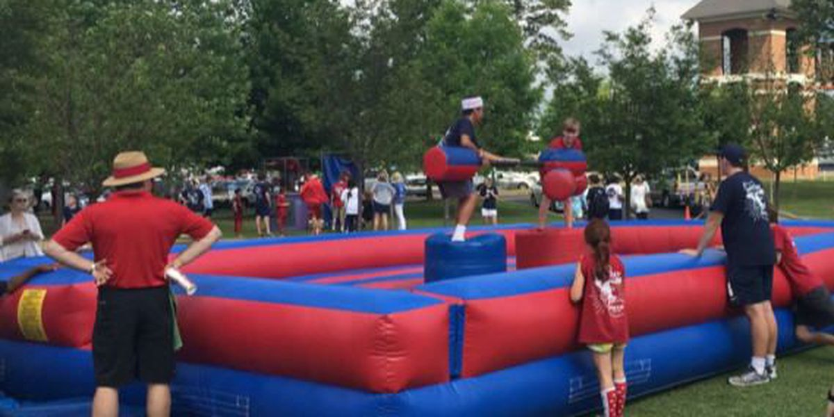 Friday Night Fights: Jousting for a good cause