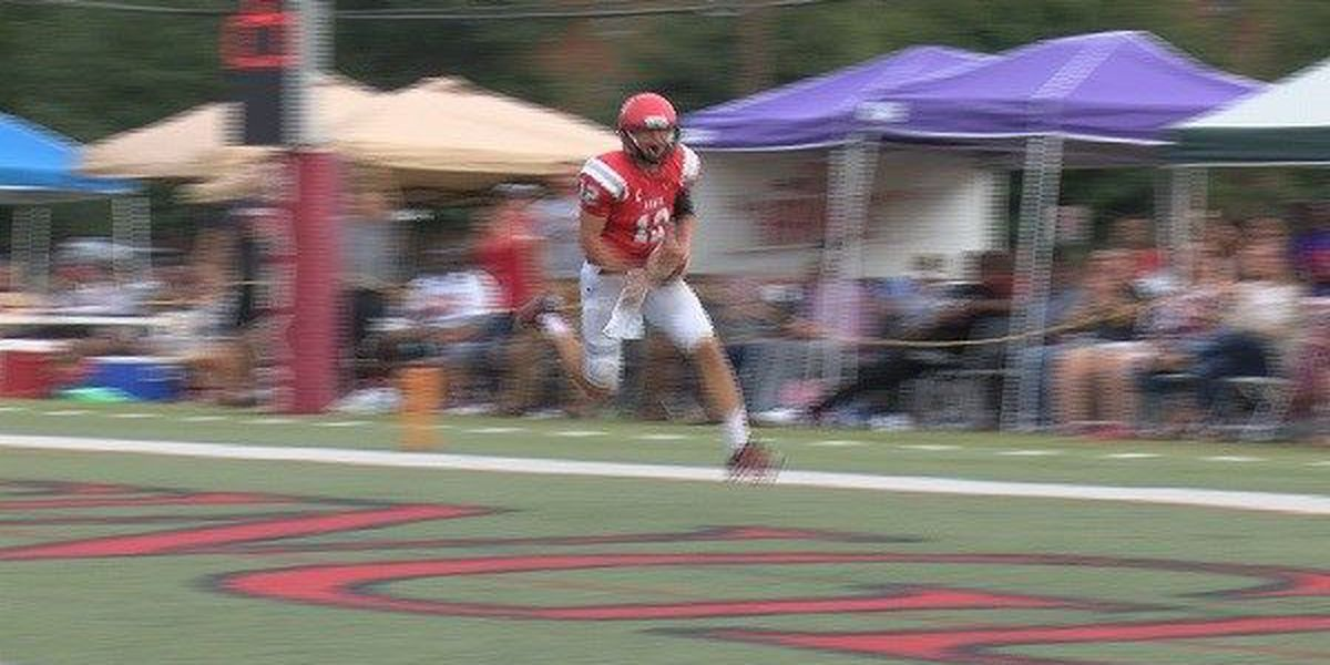 Chip Taylor totals 3TDs in Huntingdon win over Averett