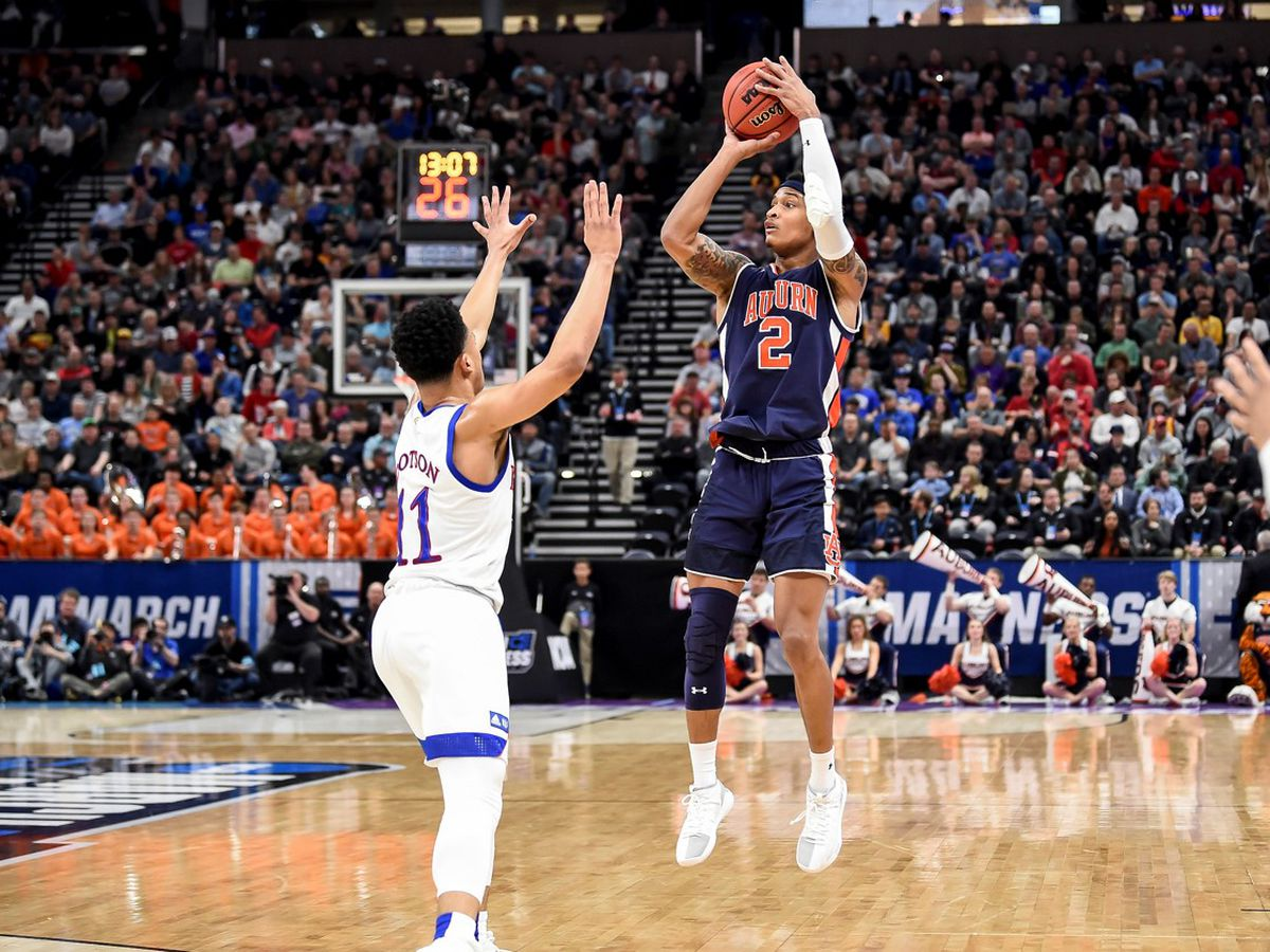 Auburn-UNC set up to be best matchup in Sweet 16