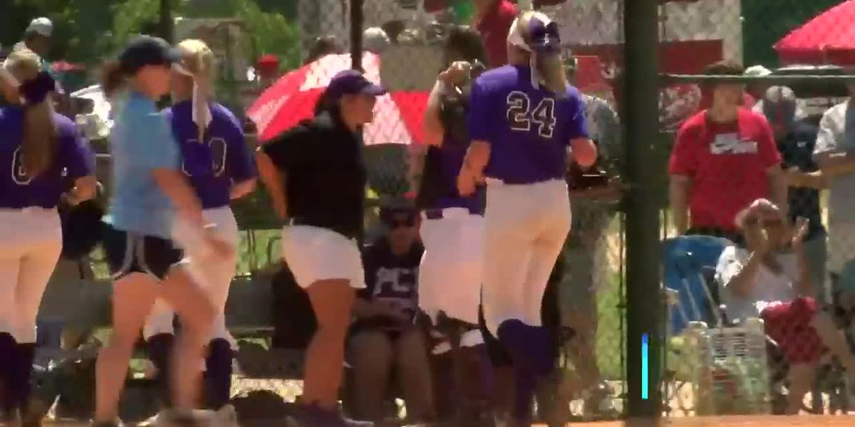AHSAA state softball tournament opens play