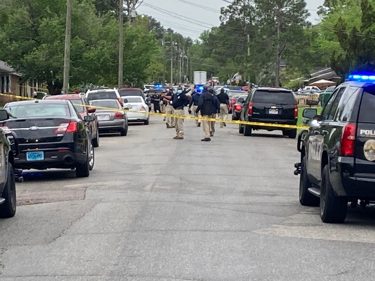Police ID man shot to death on Montgomery's Oakleigh Road