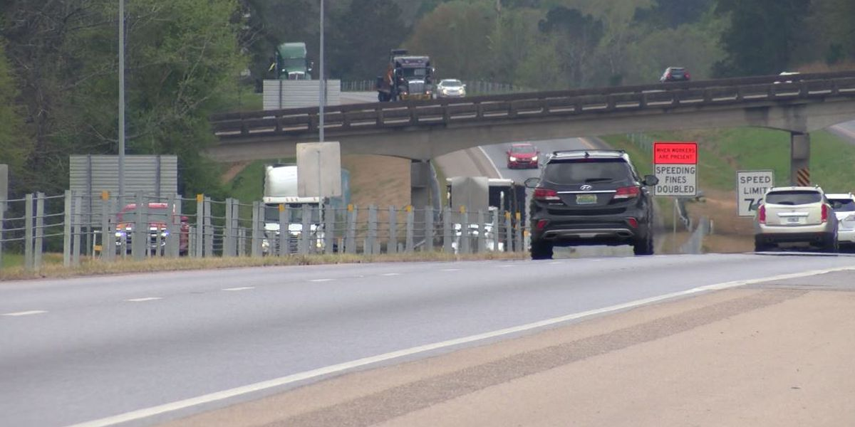 South Alabama cities seeing more than usual spring break traffic