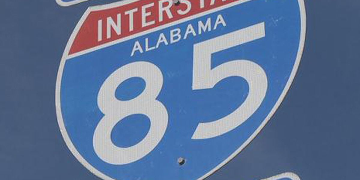 Heavy traffic delays on I-85 NB near Tuskegee