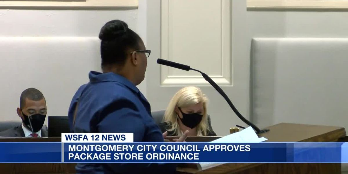 Montgomery City Council approves package store ordinance