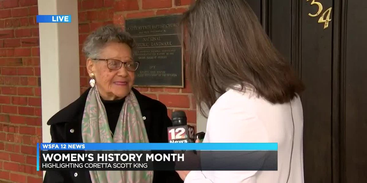 Women's History Month celebrates women's contributions in American history