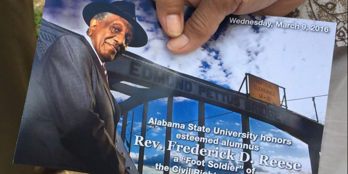 ASU honors Civil Rights activist Rev. Frederick D. Reese