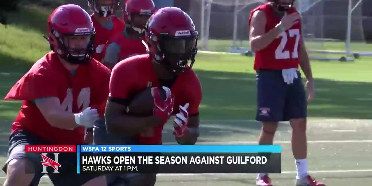 Huntingdon previews season opener