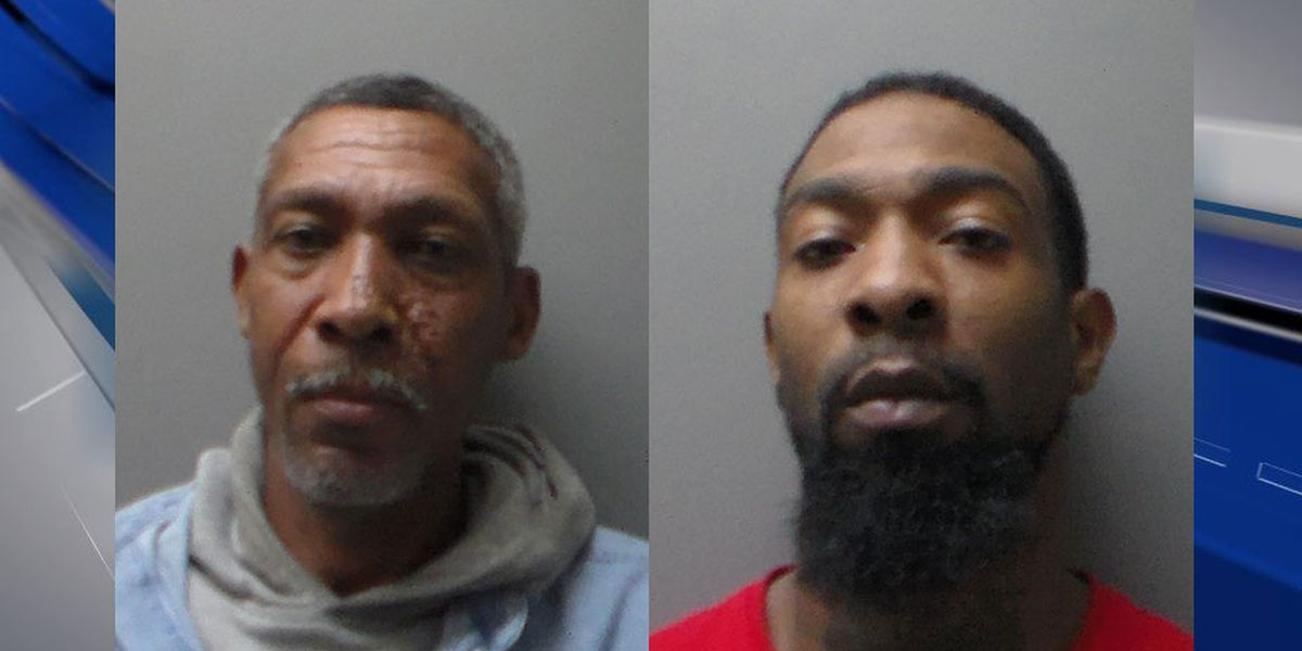 2 men arrested in armed robbery at Troy hotel