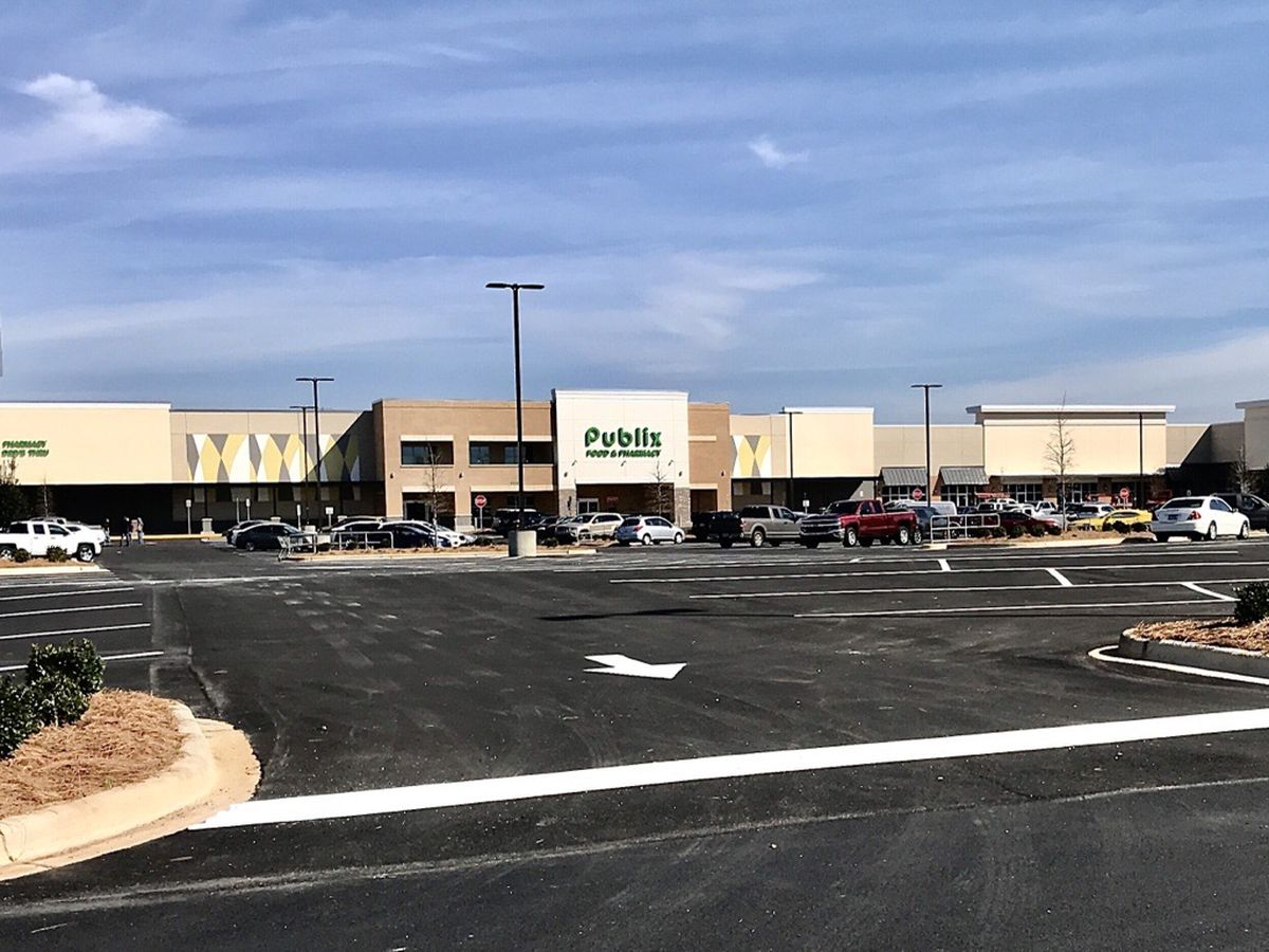 New stores, Publix opening date announced for Pike Road development