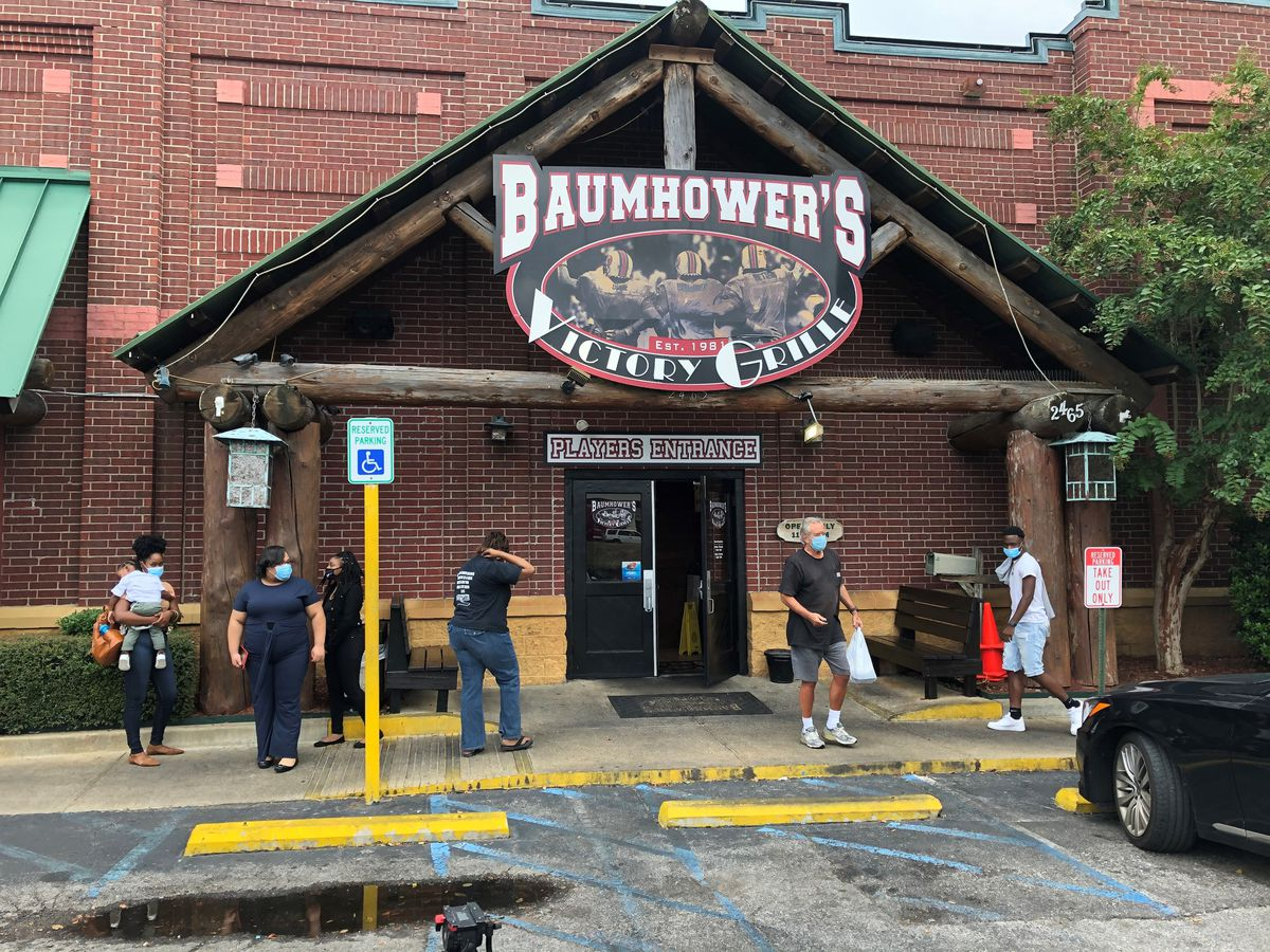 Montgomery restaurants and bars prepare for gameday