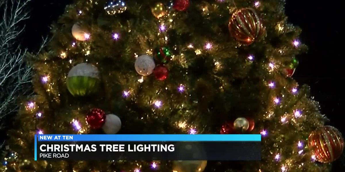 Town of Pike Road holds tree lighting ceremony