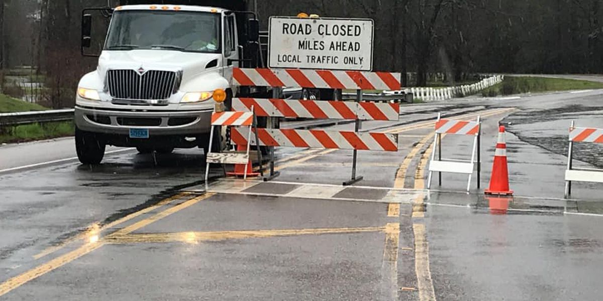 Dozier Road, toll bridge reopen after flood damage repairs