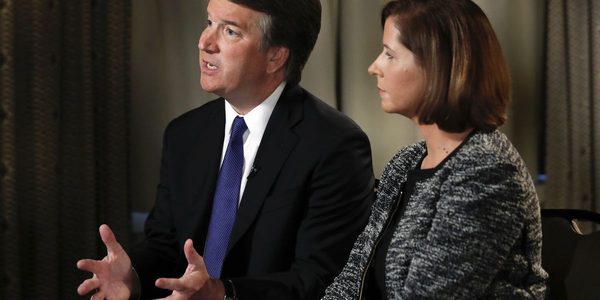 Brett Kavanaugh's Fox News Interview Spoke Only to His Supporters