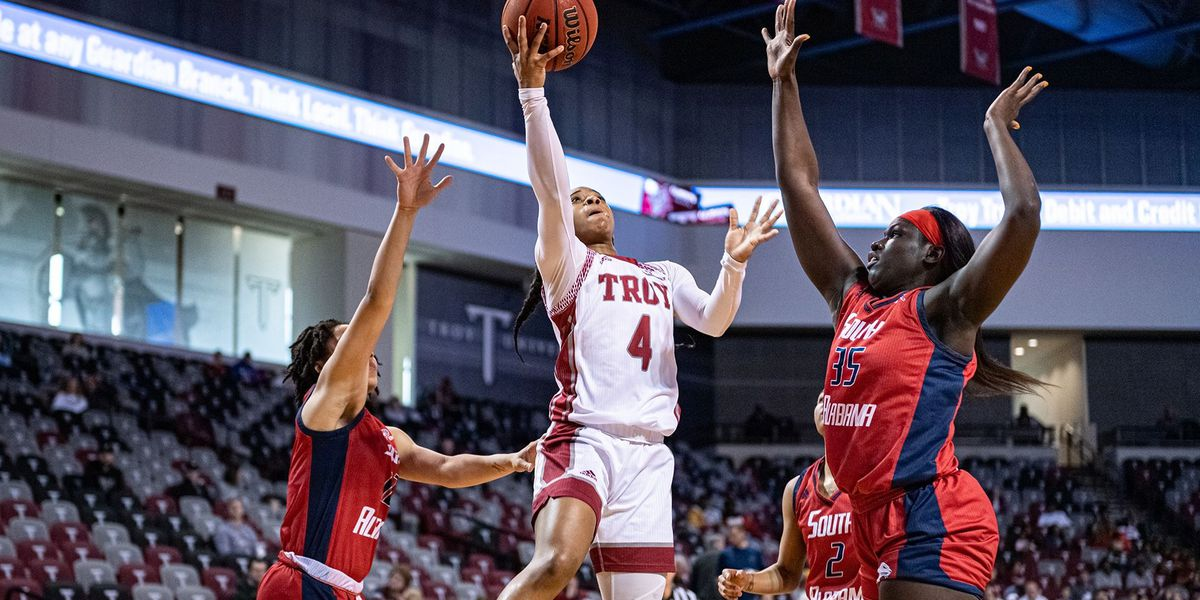 Troy women's hoops off to program-best start