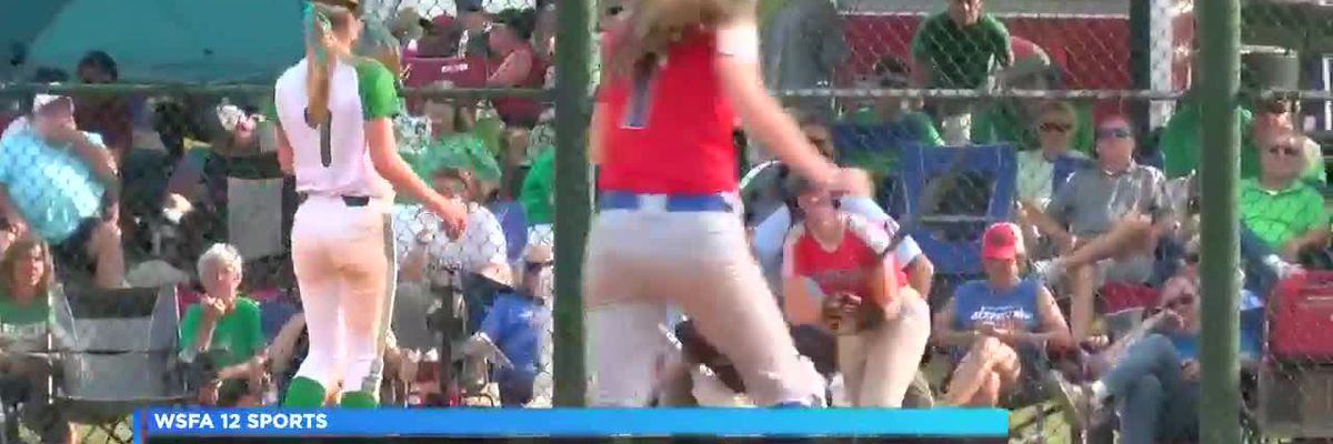 Brantley takes on Mars Hill in Class 1A softball tournament