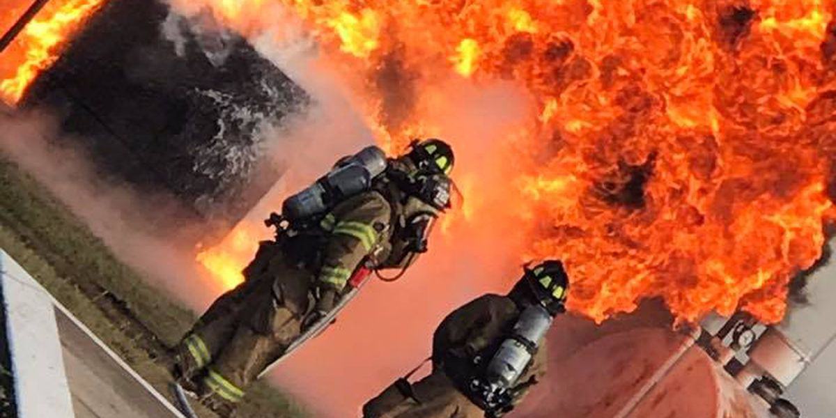 Dadeville firefighters put out large transformer fire