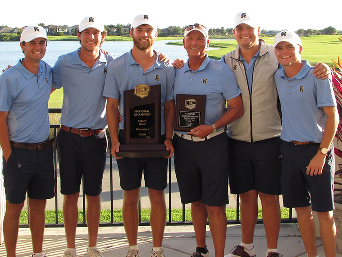 Central Alabama Community College continues winning golf tradition