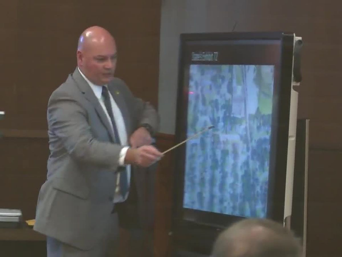 Day 2: Case agent takes stand, plays video of MPD officer's interview