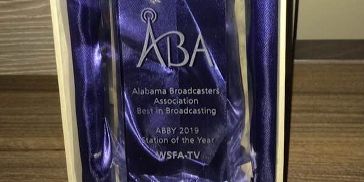 WSFA 12 News wins TV Station of the Year at 2019 ABBY Awards