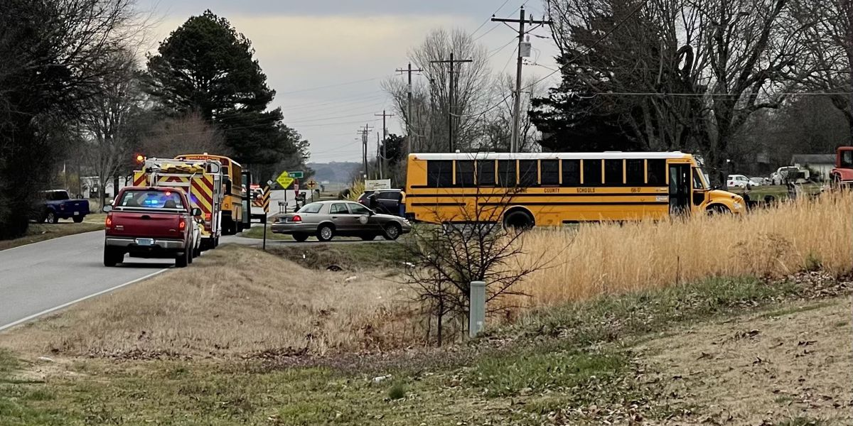 East Limestone student hit by vehicle boarding school bus on Thursday
