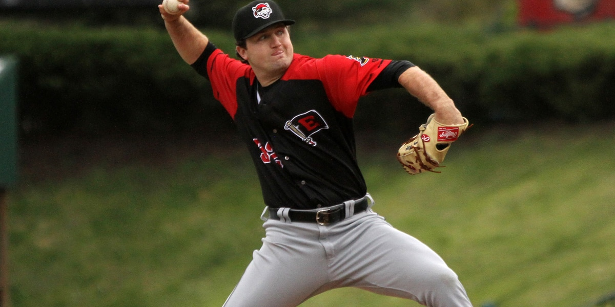 Mize tosses no-no in first Double-A start