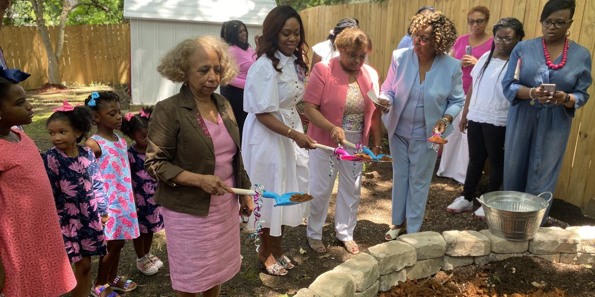 Montgomery chapter of Jack and Jill buries time capsule to remember 2020