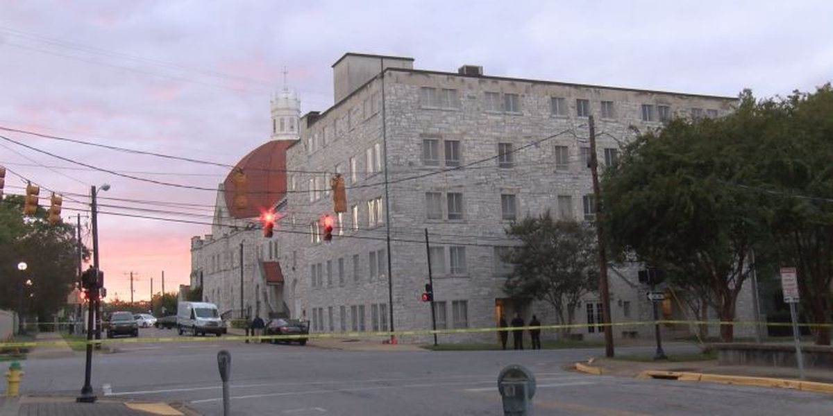 Church caught in downtown shootout renews mission