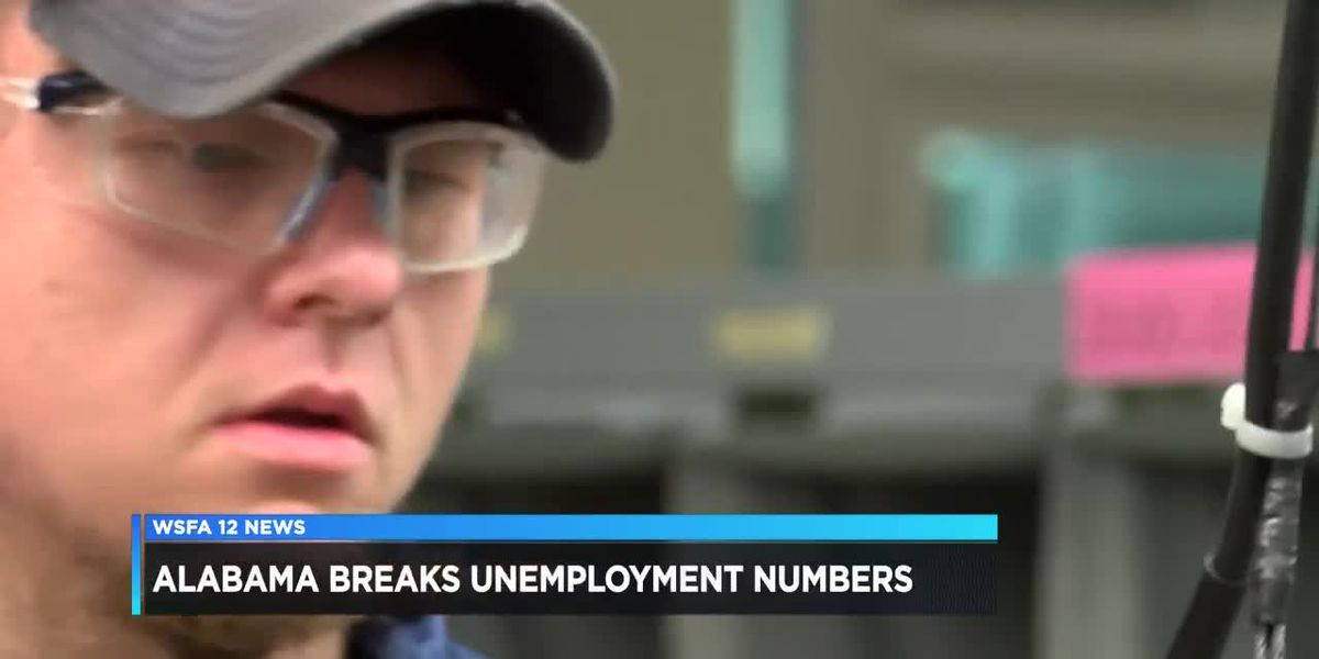 Alabama employment numbers continue to break records