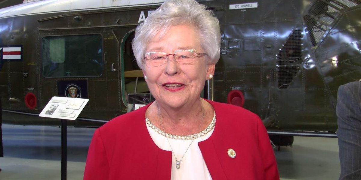Alabama Gov. Ivey: 'I'm doing fine' after cancer diagnosis