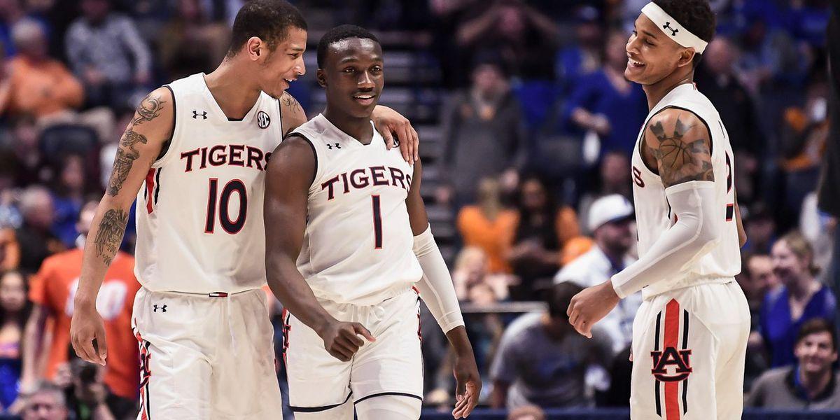 Harper's big bucket helps send Auburn to SEC Championship