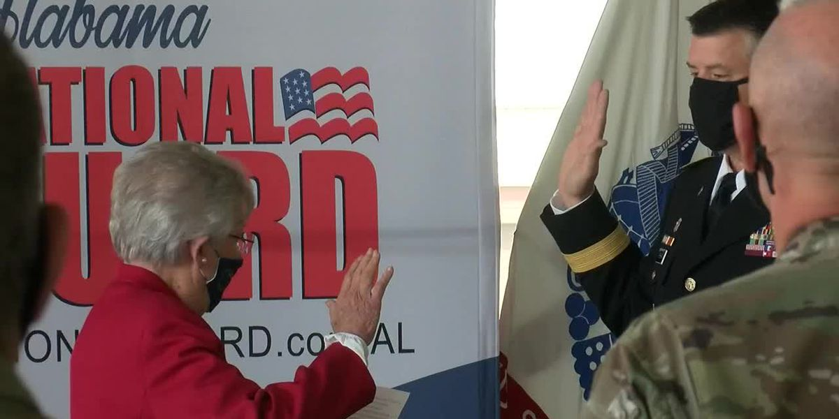 Colonel promoted to brigadier general in Alabama National Guard