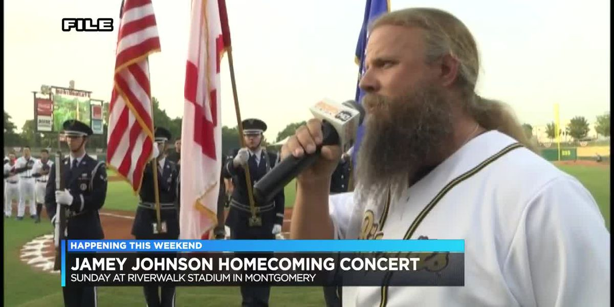 Montgomery native Jamey Johnson returns home for concert