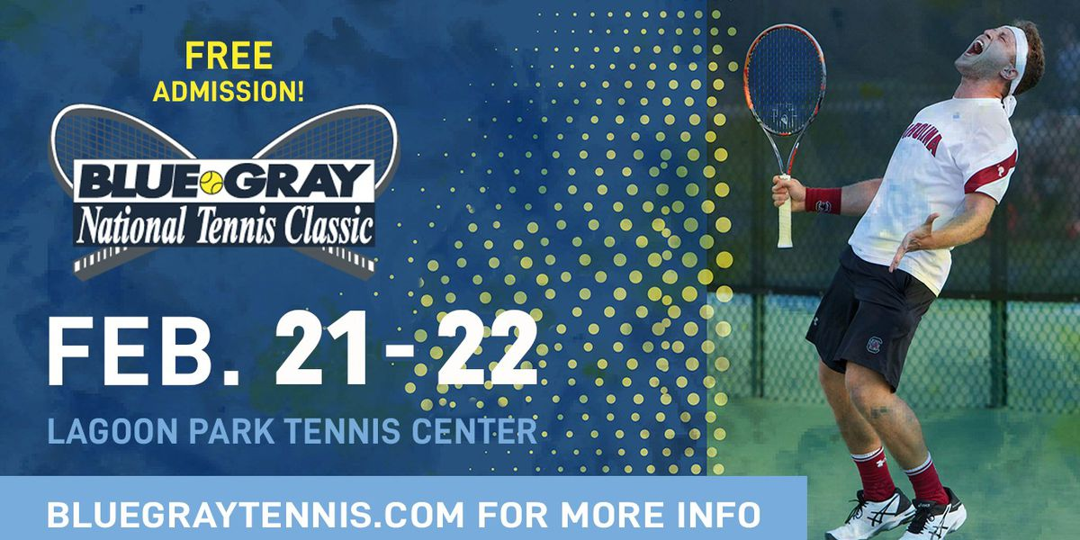 High-powered teams, players to compete in Blue Gray National Tennis Classic