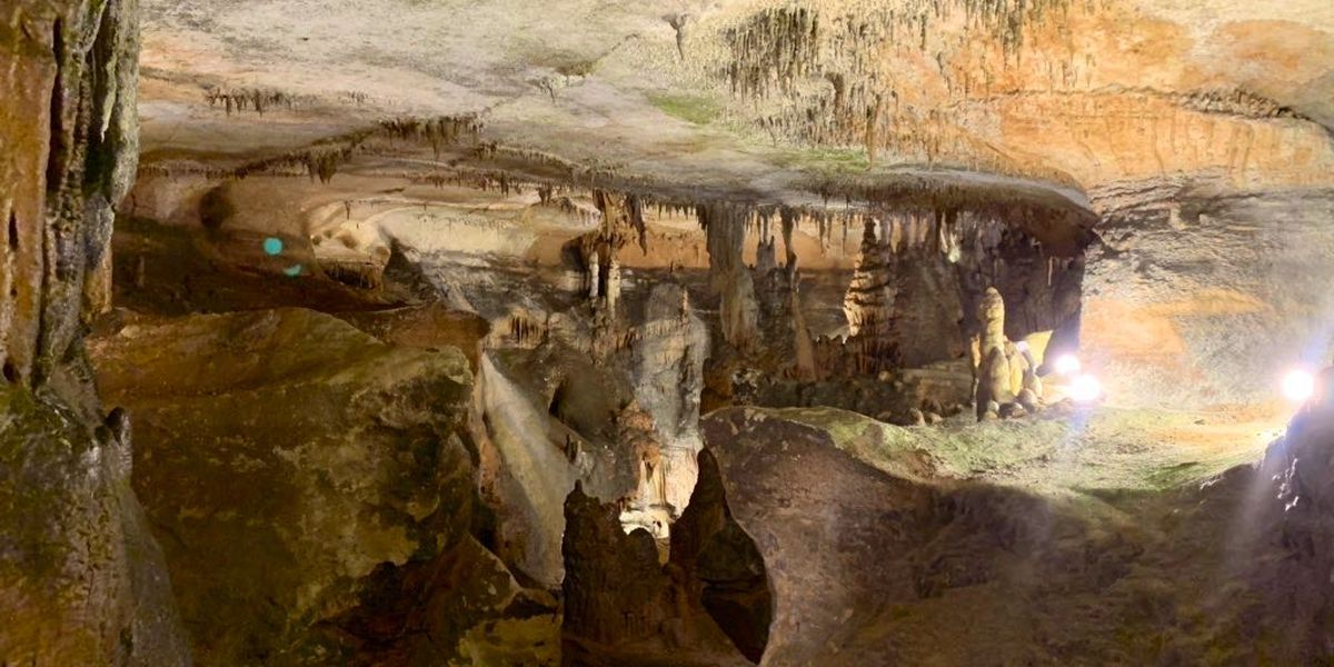Hiking with Hailey: Rickwood Caverns