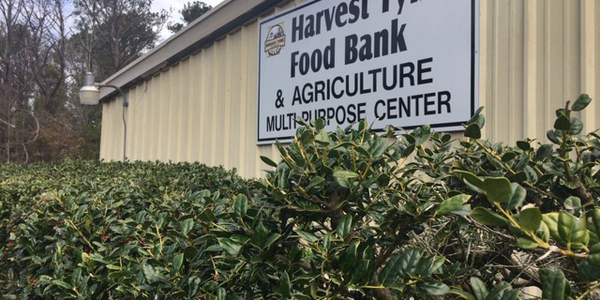 Alabama food bank's future uncertain 1 year into pandemic