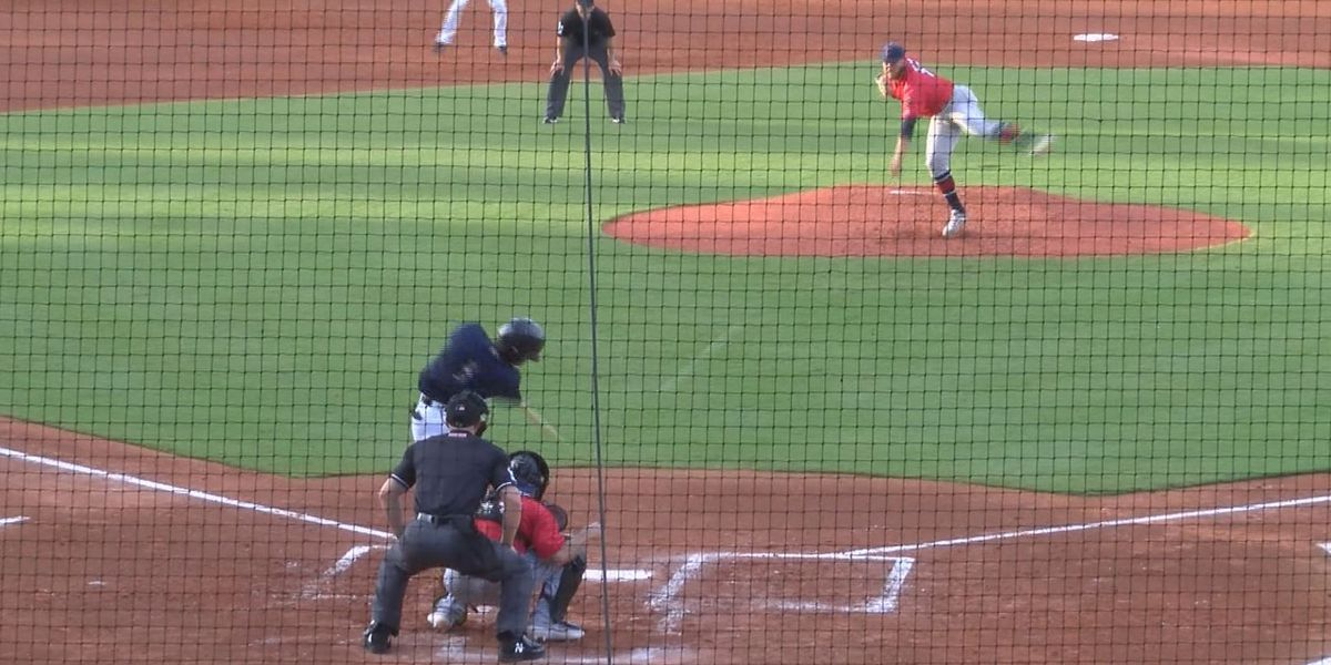 Biscuits' Fox promoted to Triple-A Durham