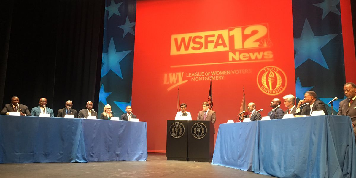 VIDEOS: What the candidates said at the Montgomery Mayoral Forum