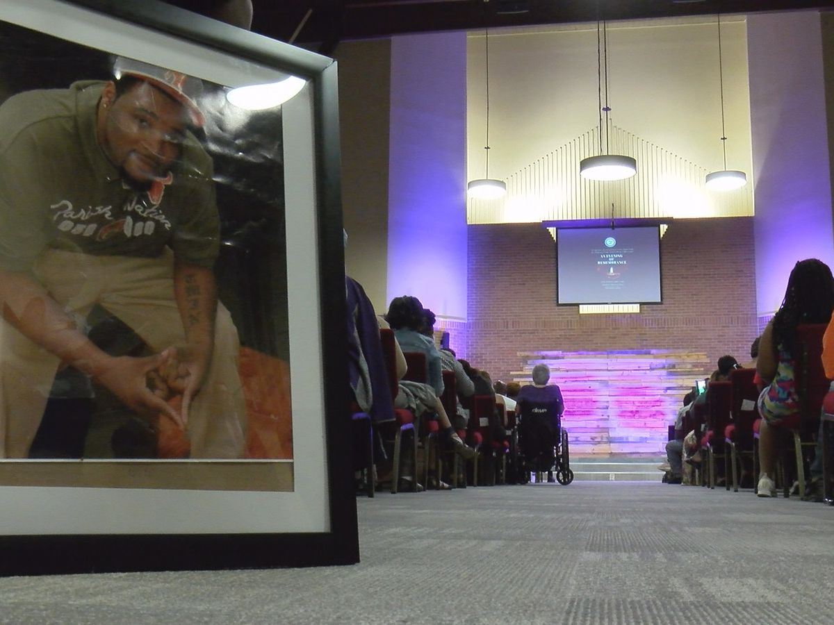 Homicide victims honored during 'An Evening of Remembrance'