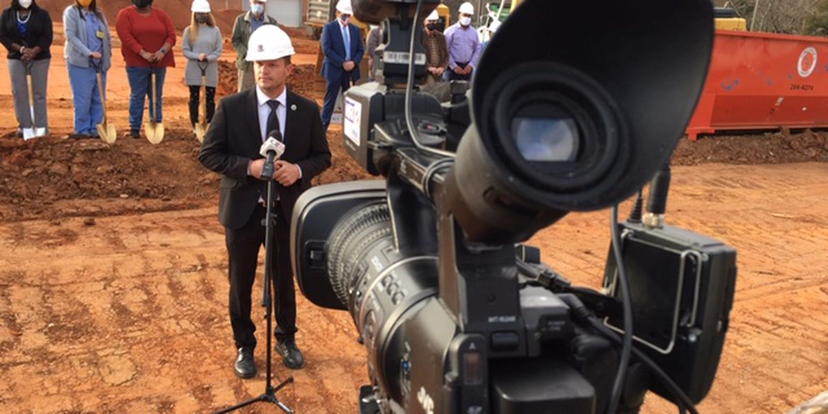 Tallassee breaks ground on new multi-million dollar high school
